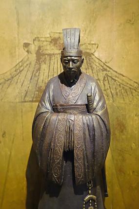 司马懿雕像