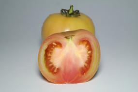 切开的西红柿