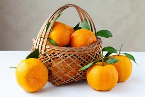 应季的水果椪柑
