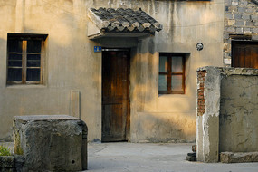 苏州同里古镇老房子