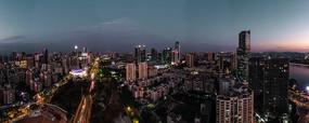 黄昏时分惠州市