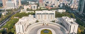 惠州市政府大楼最新航拍图