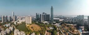 惠州市中心全景图