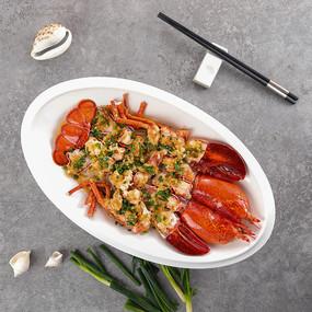 龙虾宴-清蒸波士顿大龙虾