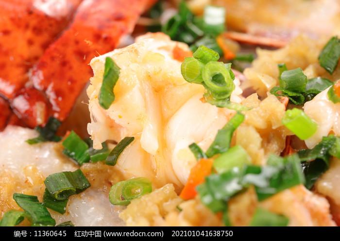 清蒸大龙虾图片