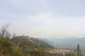 成都龙泉山城市森林公园丹景山