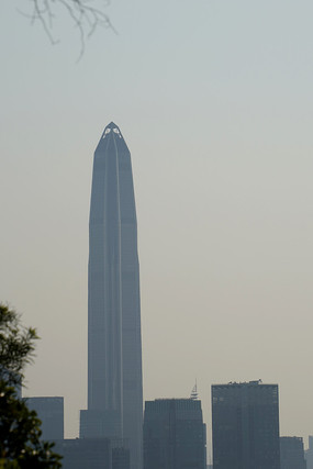 深圳地标建筑平安金融中心