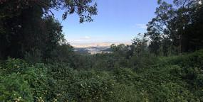 圭峰山景區風光