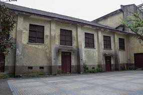 重庆大学七七抗战大礼堂老建筑