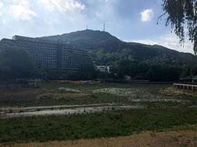 新會圭峰山玉湖