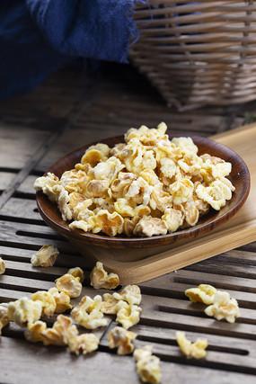 黃金玉米豆零食