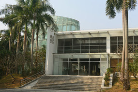 深圳国际园林花卉博览园花卉馆
