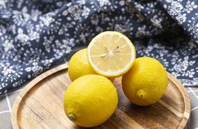 安岳檸檬擺盤