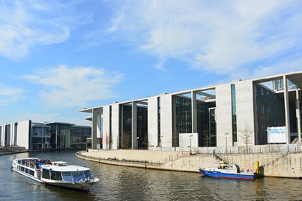 德国柏林联邦政府机关大楼