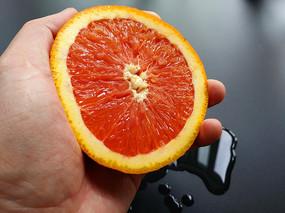 美味甜橙圖