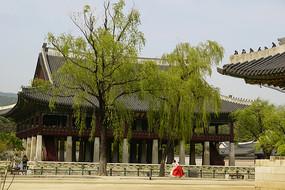 韓國首爾古跡-景福宮慶會樓