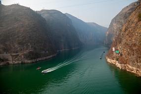 重慶巫山小三峽之龍門峽旅游