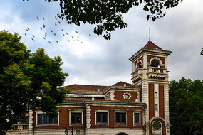 多伦路博物馆建筑