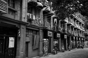多伦路老建筑