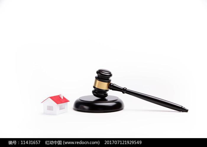 法拍房创意摄影图片