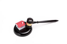 拍卖房产概念图
