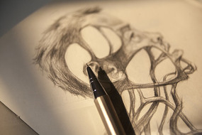 铅笔绘画本
