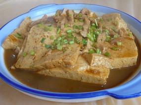 青岛特色菜-海水豆腐