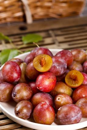 澳洲西梅水果图片