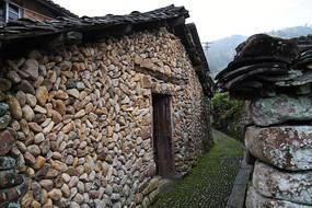 石头屋民居