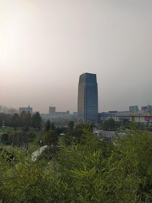 义乌购办公大楼