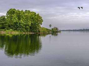 南湾湖摄影图