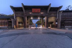 乌镇摄影图
