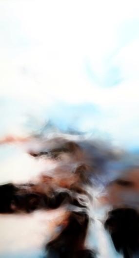 玄关抽象画