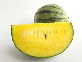 小皇冠黄瓤西瓜
