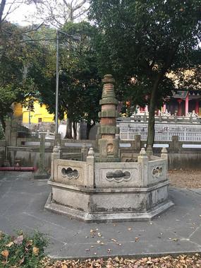 圭峰山宝塔