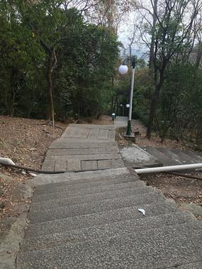 圭峰山楼梯