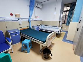 医院病房的环境
