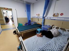 医院的住院环境