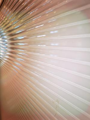 射线艺术背景