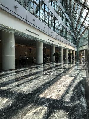 大楼玻璃外墙