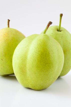 绿色水果早酥梨
