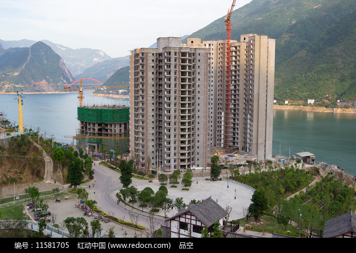 重庆巫山家居的江景房图片