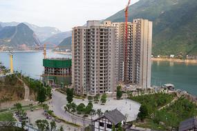 重庆巫山家居的江景房