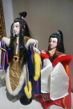 台湾布袋木偶