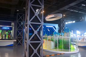 交通科技厅展厅