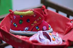 儿童虎头鞋