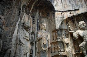 奉先寺造像