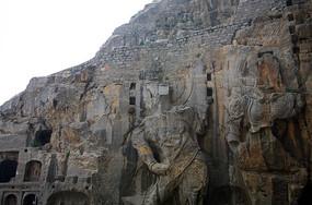 龙门奉先寺造像
