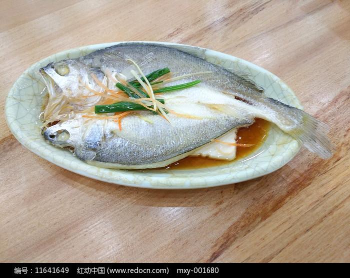 清蒸鳜鱼图片