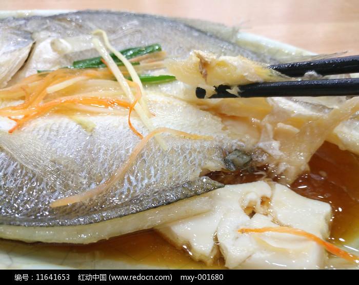 鲜美姜丝鱼图片